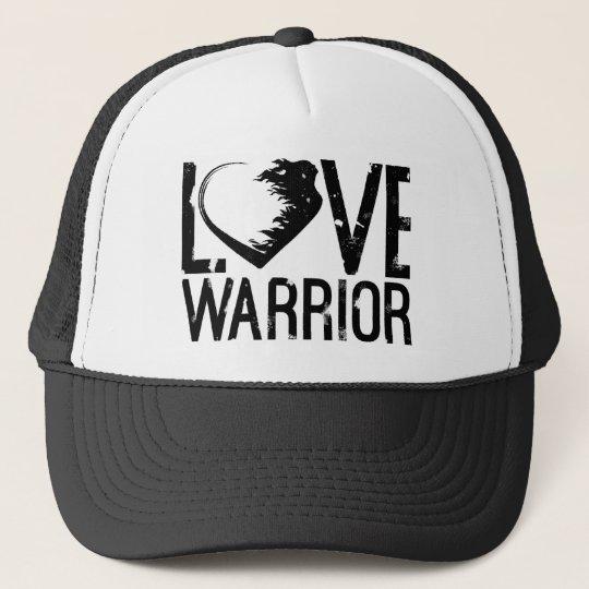 cc25fa8033d8d Love Warrior Trucker Hat