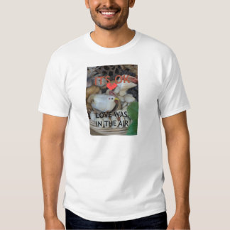 Love was in the Air T Shirt