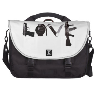 Love Weapons Bag For Laptop
