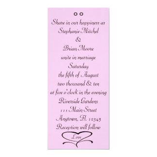 Love Wedding Invites