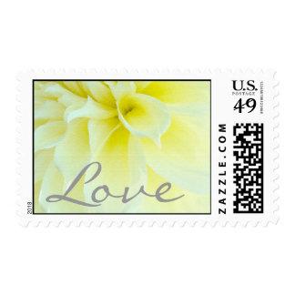 Love Wedding Postage
