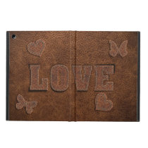 Love Western Style Case For iPad Air
