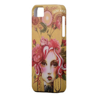 Love who you are iPhone SE/5/5s case