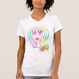 Love Will Blossom: Belle (Deux) Tee Shirt