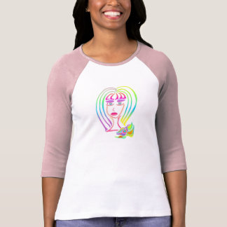 Love Will Blossom: Belle (Deux) Tee Shirts