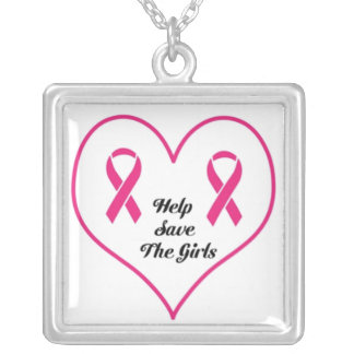 Love Will Find A Cure Custom Awareness Necklace