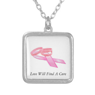 Love Will Find A Cure Custom Necklace