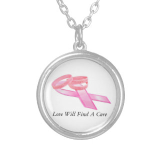 Love Will Find A Cure Necklace