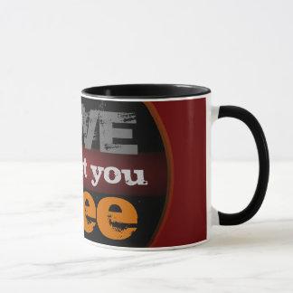 Love Will Set You Free Mug