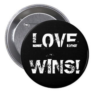 LOVE WINS! BUTTONS