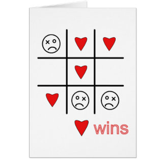Love wins cards