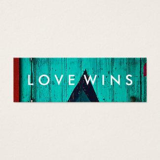 Love Wins Challenge Card