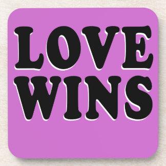 Love Wins Coaster