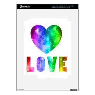 Love Wins Decal For iPad 3