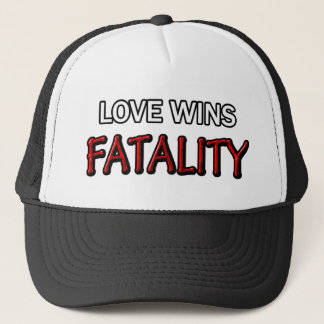 LOVE WINS: FATALITY Hat