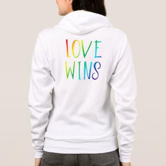 Love Wins Hoodie