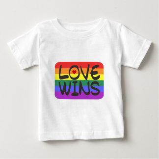 Love Wins Infant T-shirt