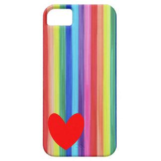 Love Wins iPhone SE/5/5s Case