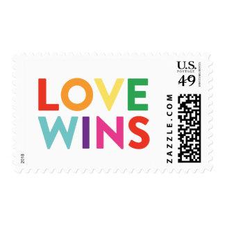 Love Wins Postage