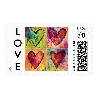 Love Wins Postage Stamp
