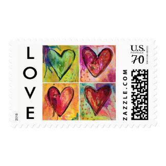 Love Wins Postage Stamp -  .70