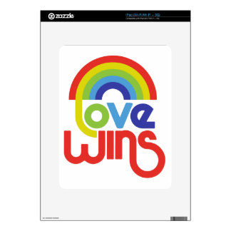 Love Wins Skins For iPad