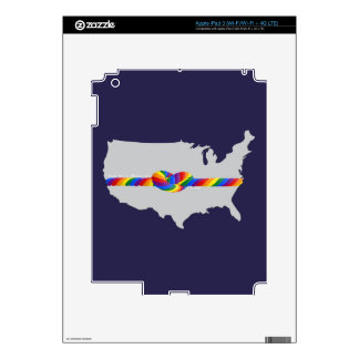 Love Wins Skins For iPad 3