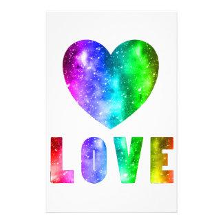 Love Wins Stationery