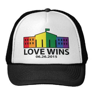 Love Wins Trucker Hat
