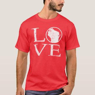 LOVE WISCONSIN T-Shirt