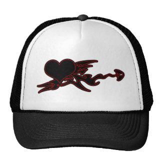 Love With a Tattoo Twist Trucker Hat