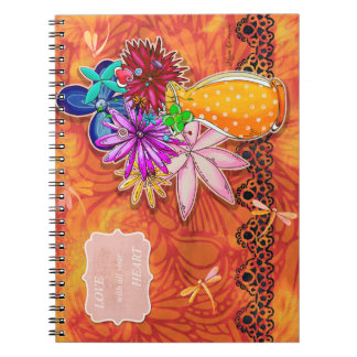 Love with All Your Heart Notebook