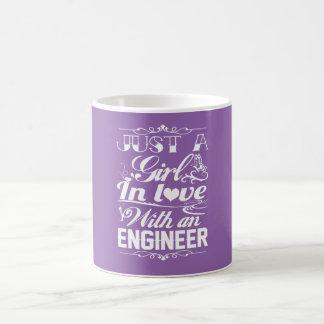Love with an Engineer Coffee Mug