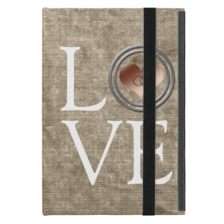 Love-With This Ring by Shirley Taylor Covers For iPad Mini