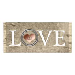 Love-With This Ring by Shirley Taylor Rack Card