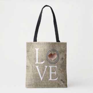 Love-With This Ring by Shirley Taylor Tote Bag