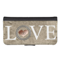 Love-With This Ring... iPhone 5 Wallet