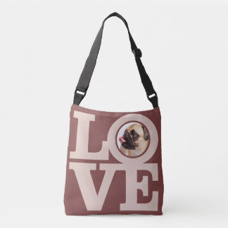 LOVE with YOUR PHOTO custom bags