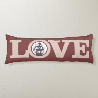 LOVE with YOUR PHOTO custom body cushion