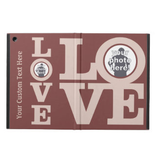 LOVE with YOUR PHOTO custom cases iPad Air Cover