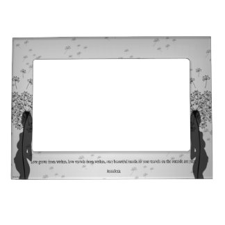 Love Within Magnetic Frame