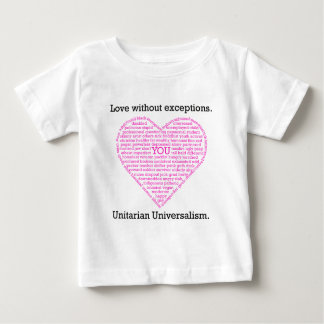 Love Without Exceptions Baby T-Shirt