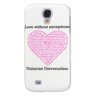 Love Without Exceptions Galaxy S4 Case