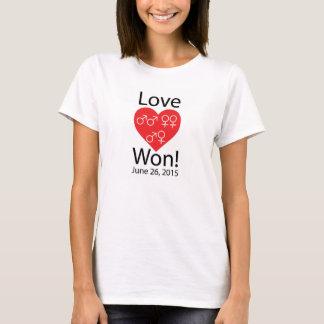 Love Won Women's Tee