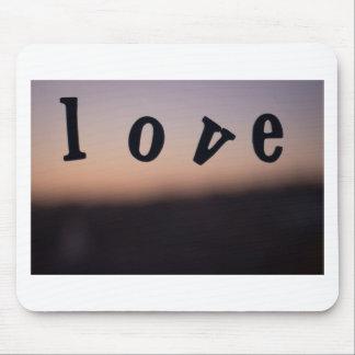 Love word abstract photograph romantic valentines tapete de ratón