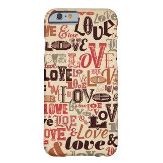 Love Words iphone 6 Case #5