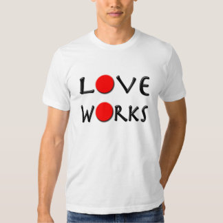 Love Works - Support Japan T-Shirt