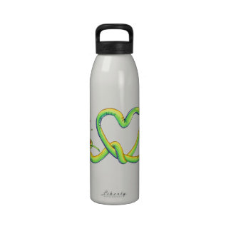 Love Worm Liberty Water Bottle