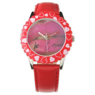 love wristwatches