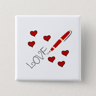 Love (Writing) Button